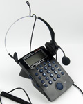 特尔CT2000电话耳机套装