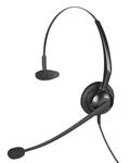 瑞美华R511QD-NC话务耳机-国际标准的听力保护设计
